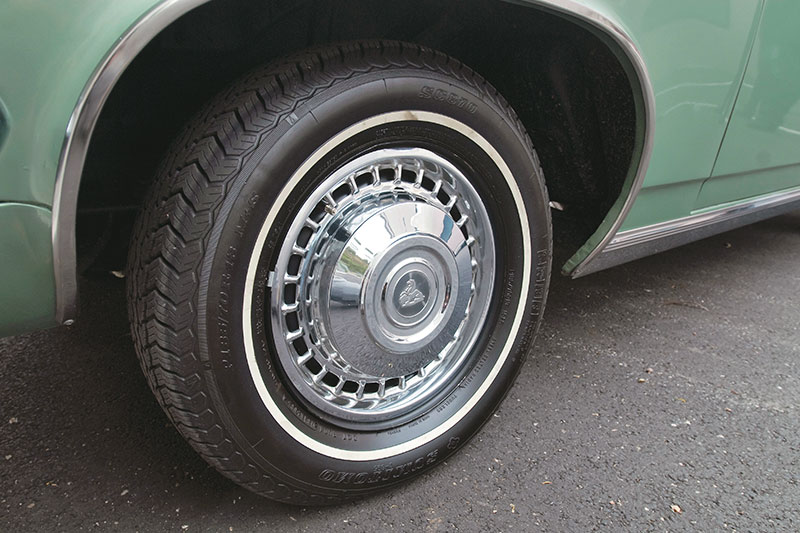 Holden -hd -premier -wheel