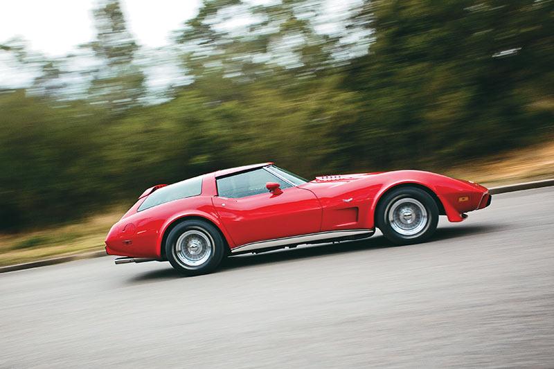 Corvette -onroad