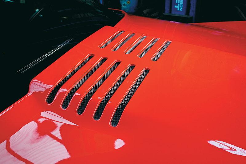 Corvette -vents