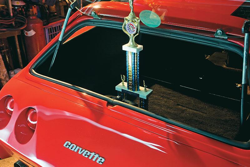 Corvette -boot