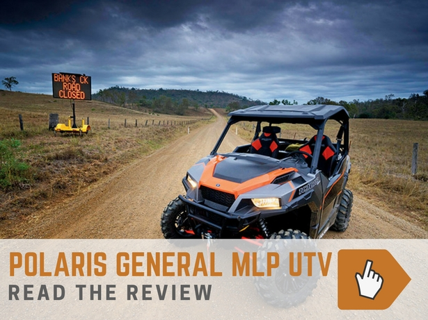 Polaris General UTV Review