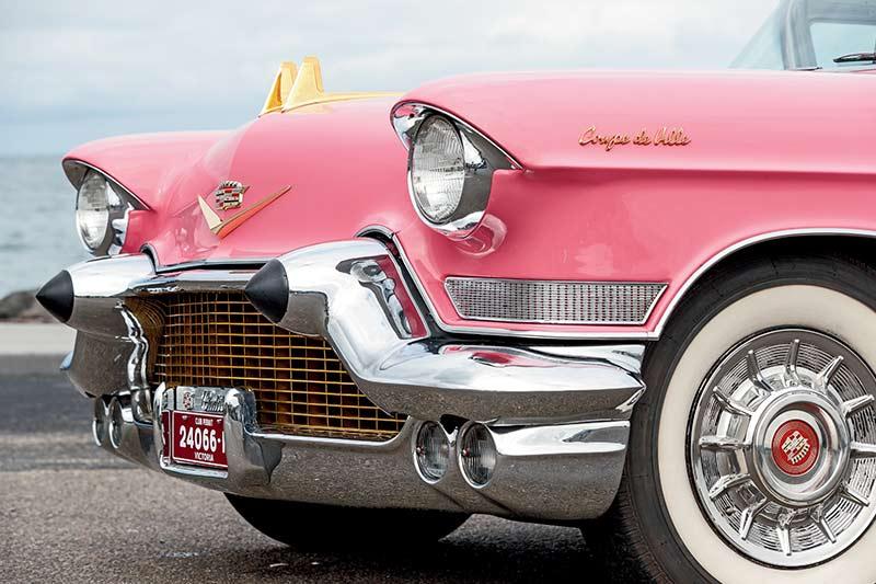 Cadillac -front