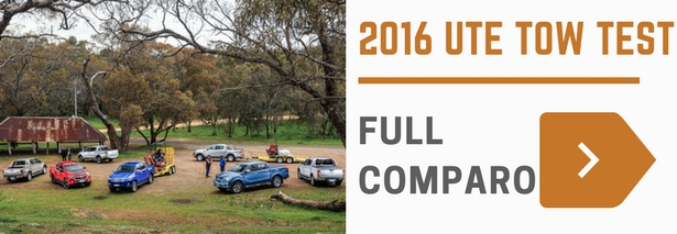 2016 Ute Tow Test