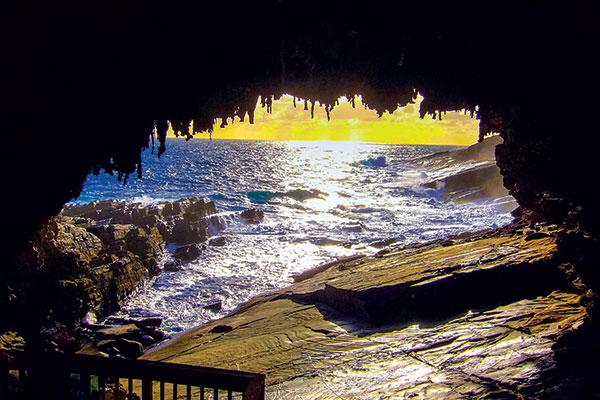 Admirals -Arch -at -Kangaroo -Island -SA