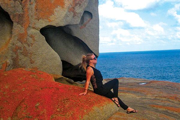 Kangaroo -Island -SA-Remarkable -Rocks