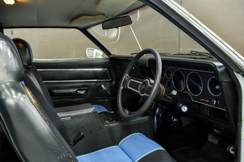 Gosford -Australia -XC-Cobra -interior