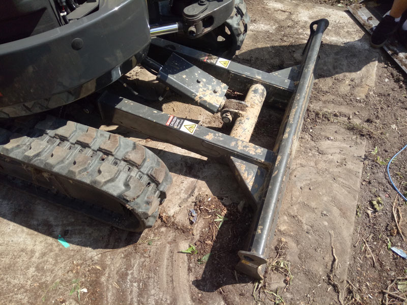 Case -CX26c -excavator