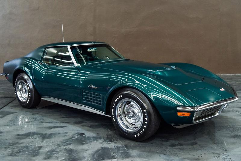 Gosford -preview -American -Corvette