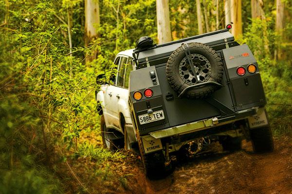 4WD-offroad -Terra -Trek
