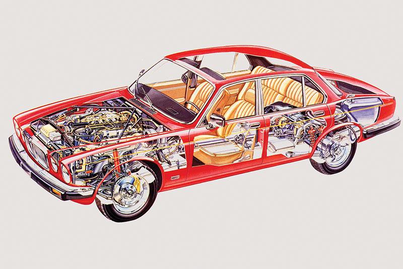 Daimler -jaguar