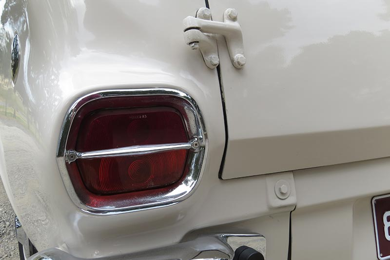 Holden -eh -tail -light