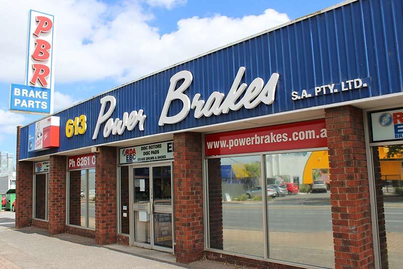 Power -brakes -14