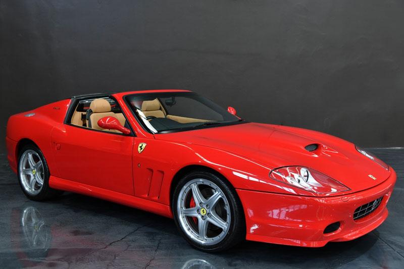 Gosford -Italian -Ferrari -SA