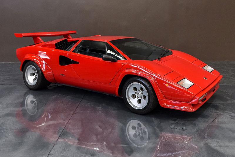 Gosford -Italian -Lamborghini