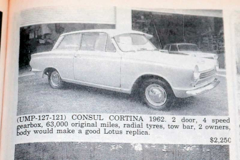 Ford -cortina