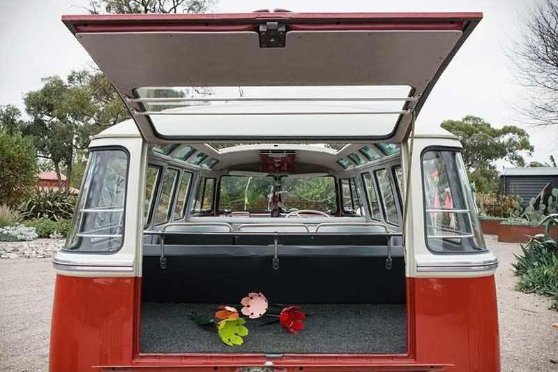 Vw -kombi -tailgate