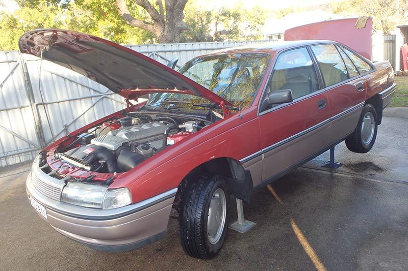 Holden -commodore -2