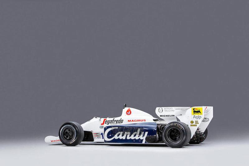 Monaco -Bonhams -Senna -Toleman