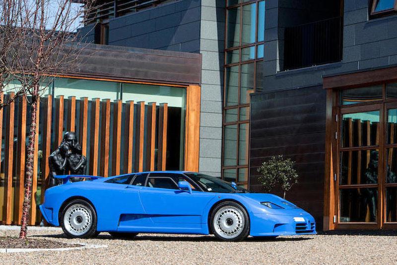Monaco -Bonhams -Bugatti -EB110