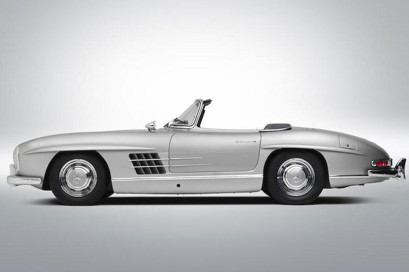 Monaco -Bonhams -Mercedes -300-SL-Roadster