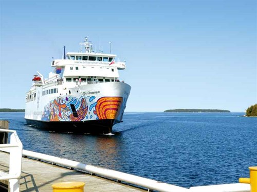 Whelan _5-The -ferry -to -Manitoulin -Island