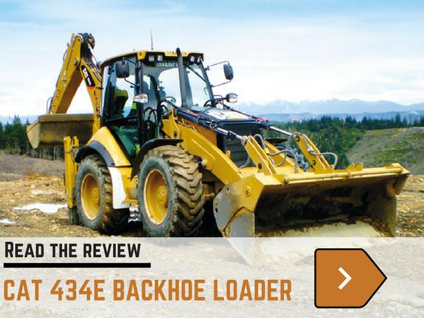 Cat 434e