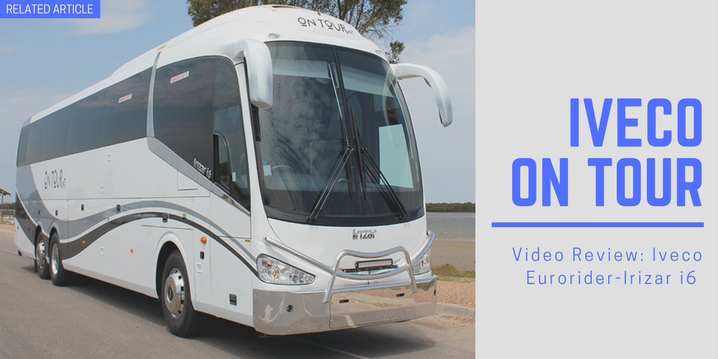 Video Review: Iveco Eurorider-Irizar i6