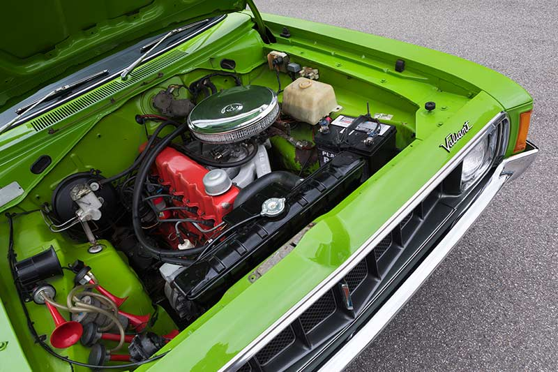 Valiant -charger -engine -bay -3