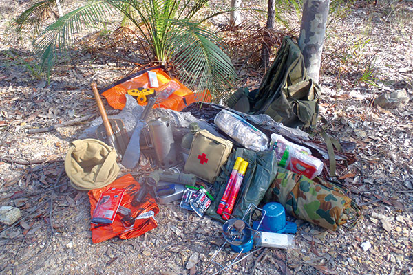Bug -Out -Bag -contents