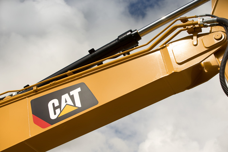 Cat -next -gen -excavator -launch