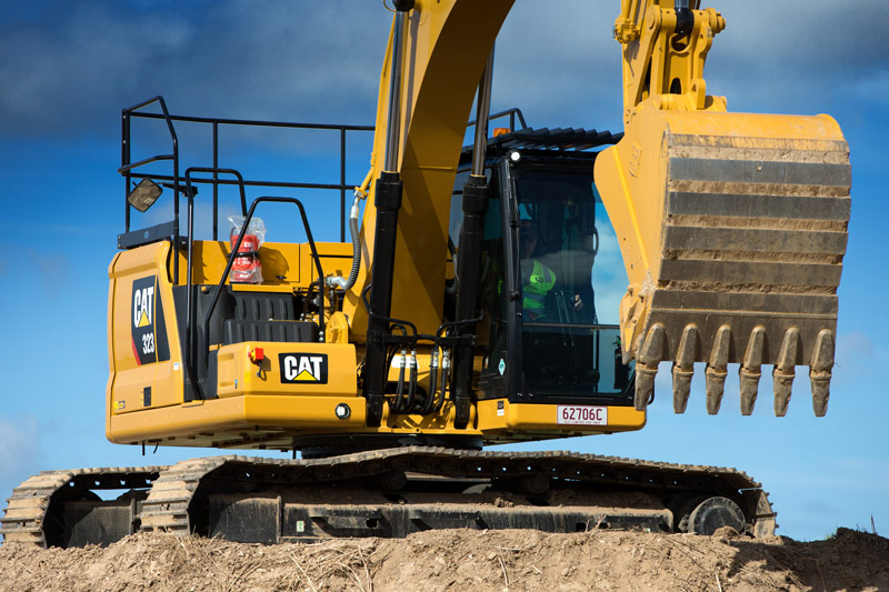 Cat New Generation excavators | Review