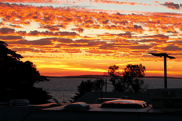 The -Eyre -Peninsula -sunset