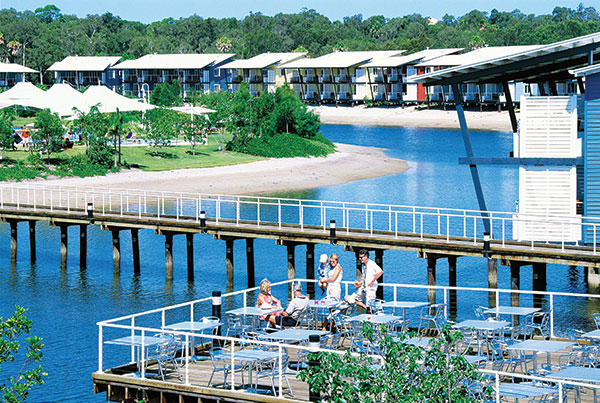 Spa -Island -and -Lagoon -in -Couran -Cove -QLD