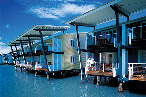 Accommodation -Over -Water