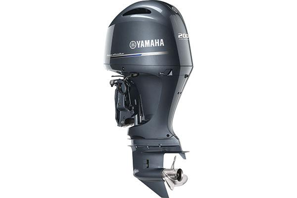 Yamaha -F200