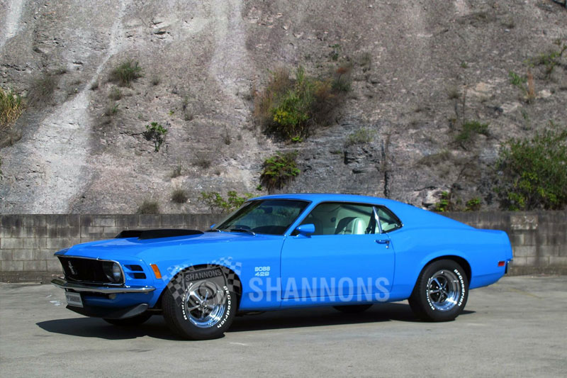 Shannons -preview -Mustang