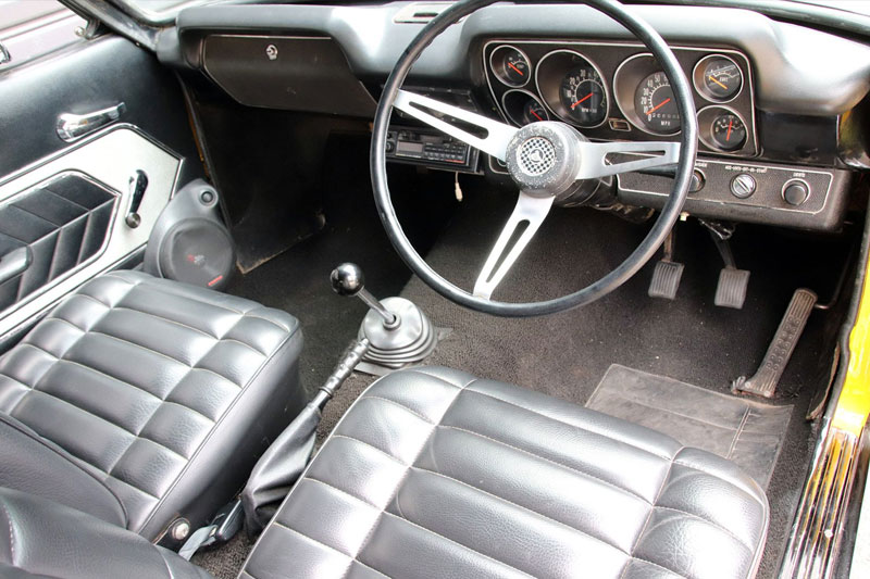 Shannons -preview -Torana -interior