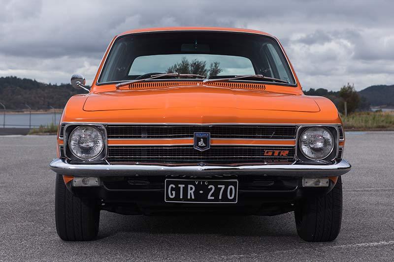 Holden -torana -front