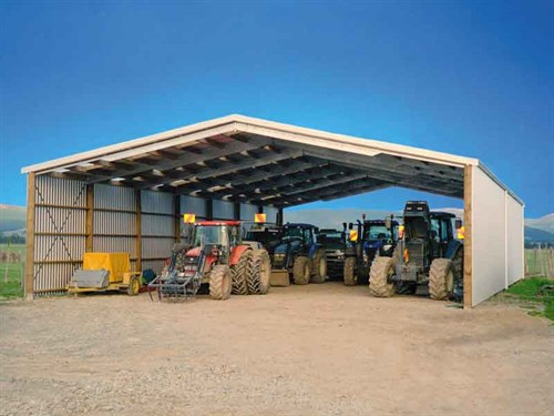 Implement -Sheds