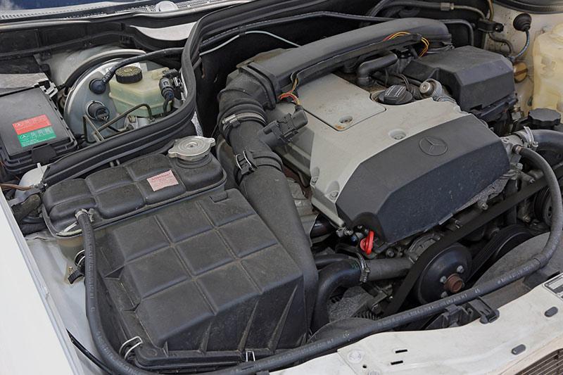 Mercedes -benz -engine -2