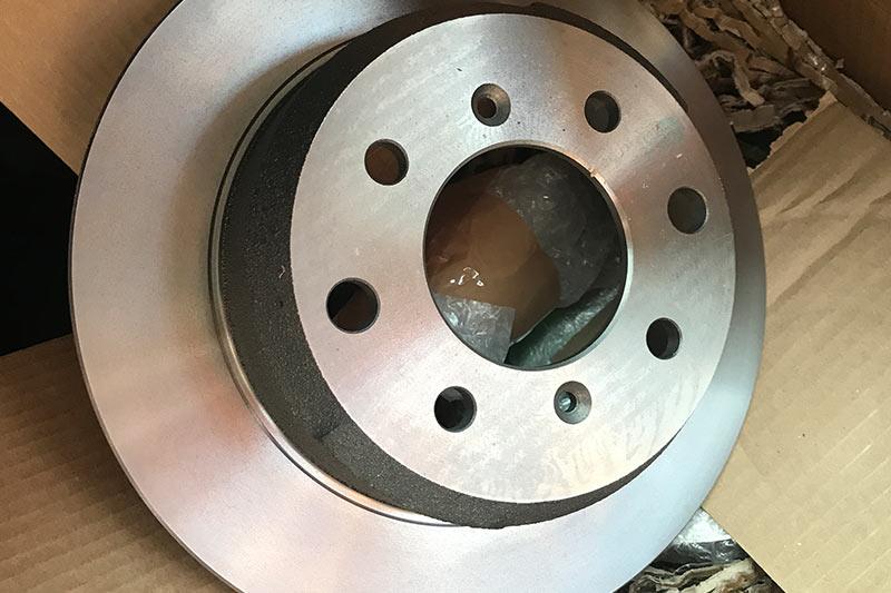 Brake -disc