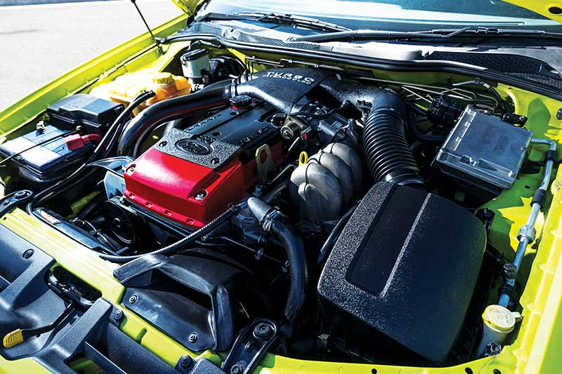 Ford -falcon -xr 6-engine -bay
