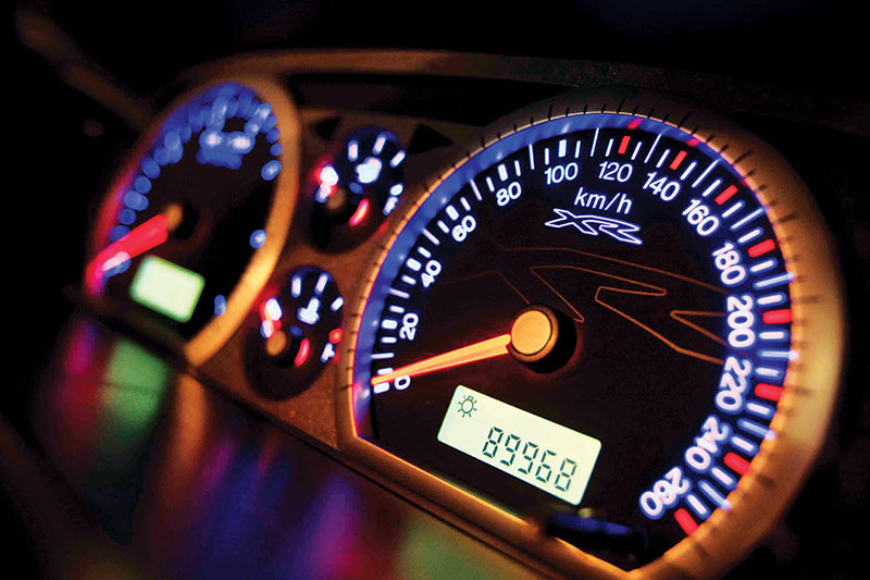Ford -falcon -gauges