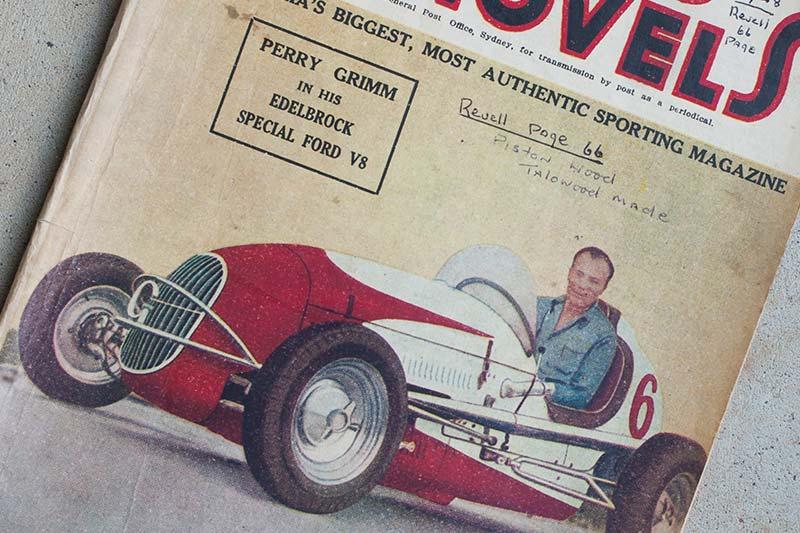 Speedway -5