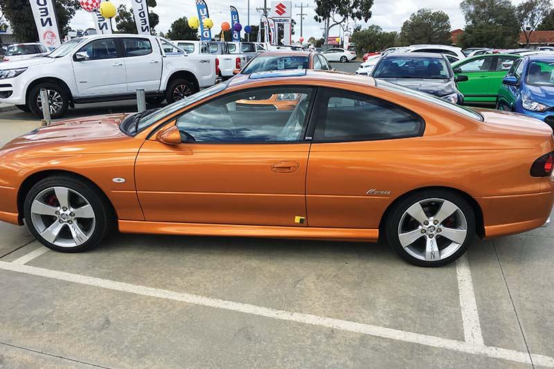 Holden -monaro