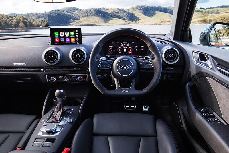 Audi -dash