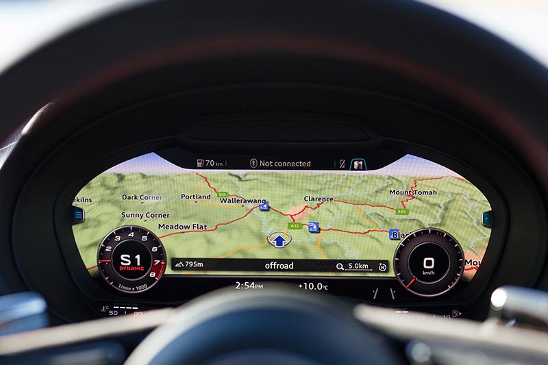 Audi -navigation