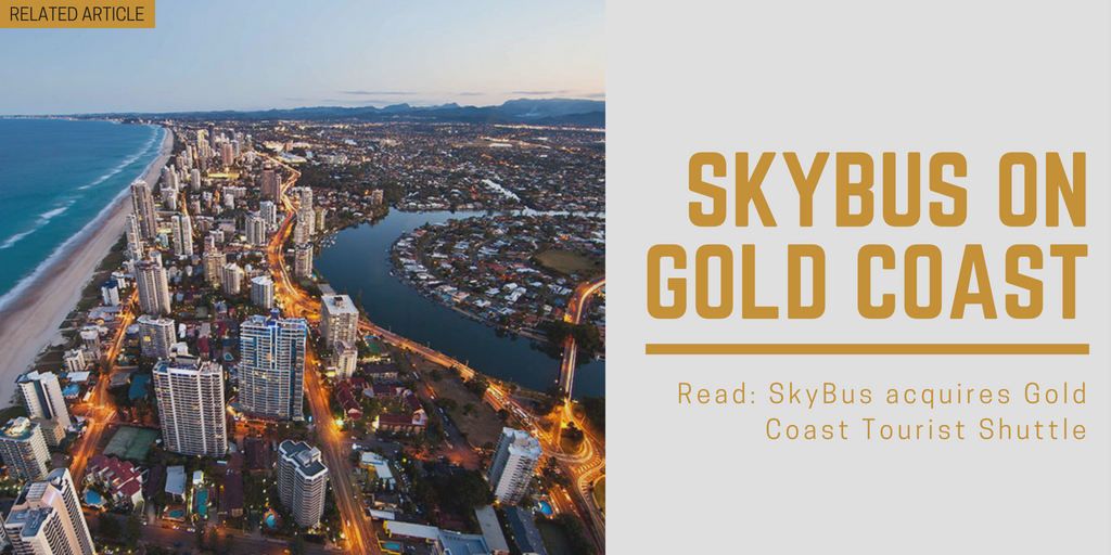 Related article: SkyBus acquires Gold Coast Tourist Shuttle