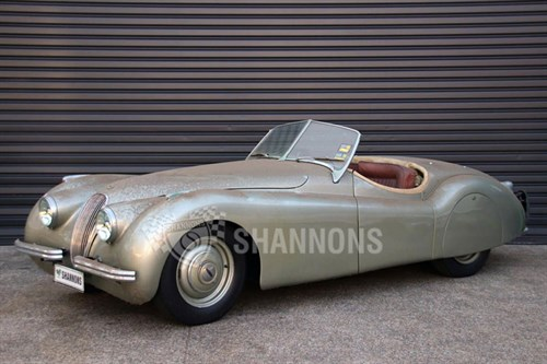 Higgo 's -auction -roundup -Jaguar -XK120