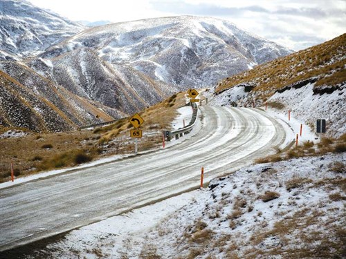 Nz -ice -highway